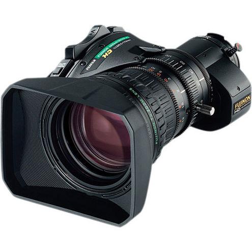 "XA20sx8.5BERM - 2/3"" Exceed Series HD Lens w/2x Extender and Semi-Servo Type Handgrip"