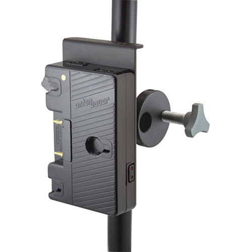 A/B QRC- LG Gold Mount with Stand Clamp