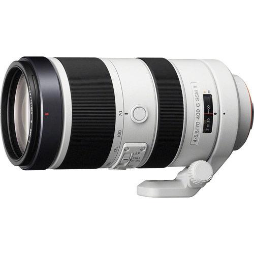 70-400mm f/4-5.6 G SSM II A-Mount Lens (A99 & A77)