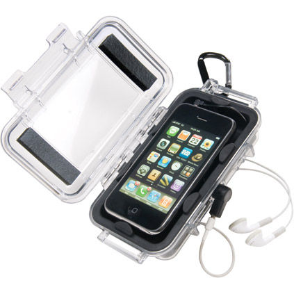i1015 iPhone/iPod Micro Case Clear