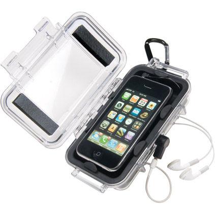 i1015 iPhone/iPod Micro Case Clear