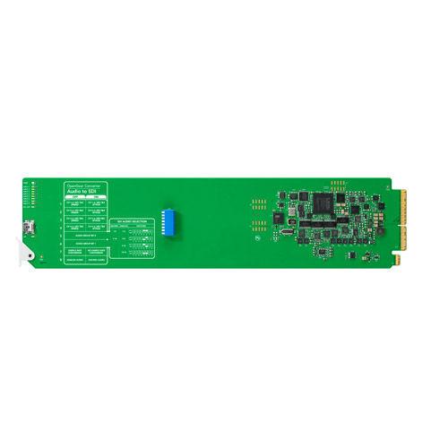 OpenGear Converter Card Audio to SDI