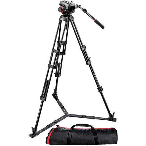 546GB Tripod + 504 Head + MBAG100PN