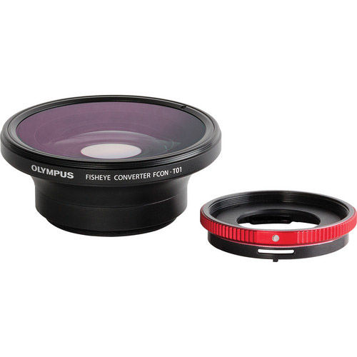 Fisheye Tough Lens Pack (inc. FCON-T01/CLA-T01)
