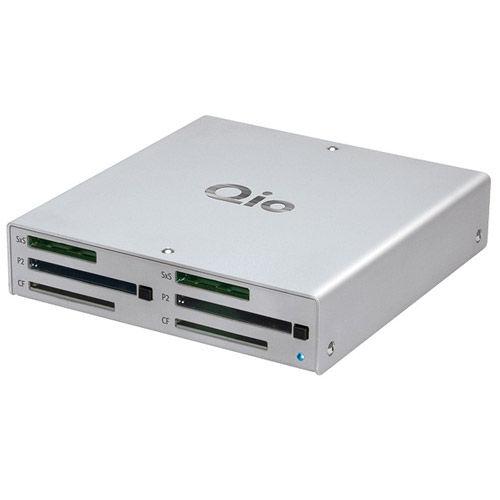 Qio Universal Media Reader PCIe