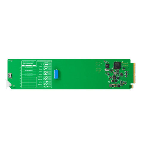 OpenGear Converter - Sync Generator