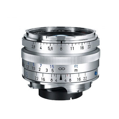 C Biogon T* 35mm f/2.8 Silver