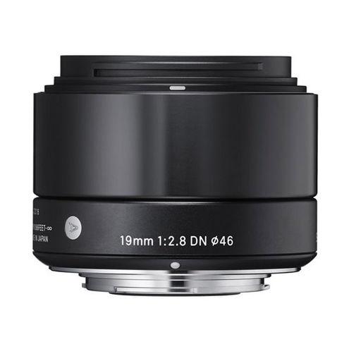 ART AF 19mm f/2.8 DN Lens for Micro 4/3 Black
