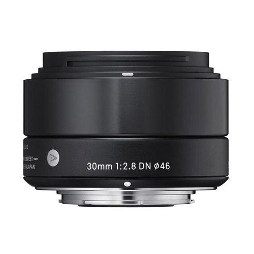 ART 30mm f/2.8 DN Lens for Micro 4/3 Black