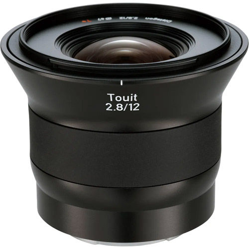 Touit 12mm f/2.8 Lens for Fuji X-Mount
