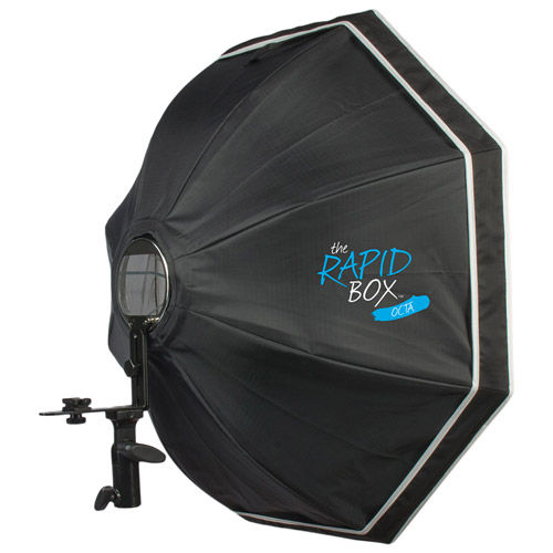 Portable Flash Softbox
