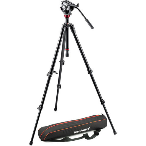 755XB Tripod + 500AH Head + Padded Bag