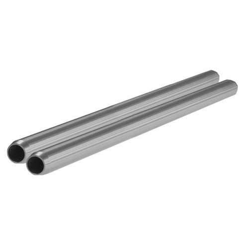 """12"""" 15mm Rods - Pair"""