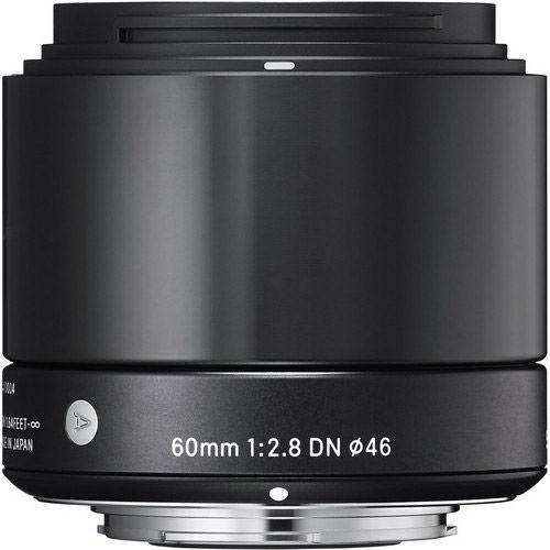 ART 60mm f/2.8 DN Lens for Sony E-Mount Black