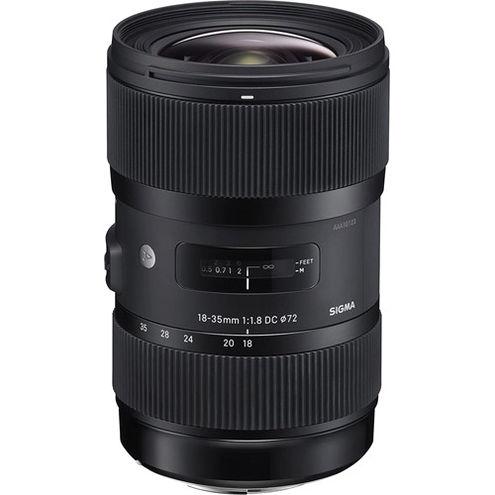 ART 18-35mm f/1.8 DC HSM Lens for Canon