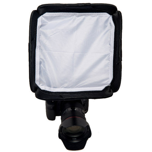 Shoot Solo On Camera Softbox