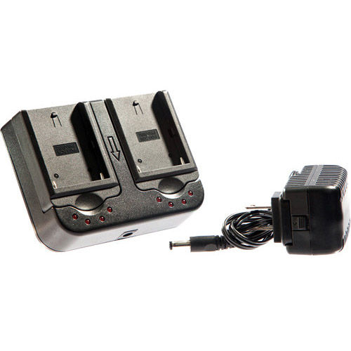 "H-DUAL-S Dual Sony ""L"" Series Battery Compatible Charger"
