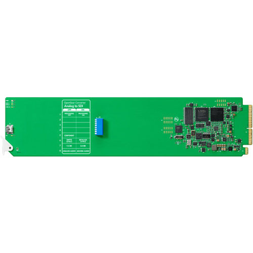 OpenGear Converter Card Analog to SDI