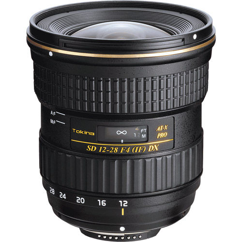 AT-X 12-28mm f/4.0 Pro DX Lens for Nikon