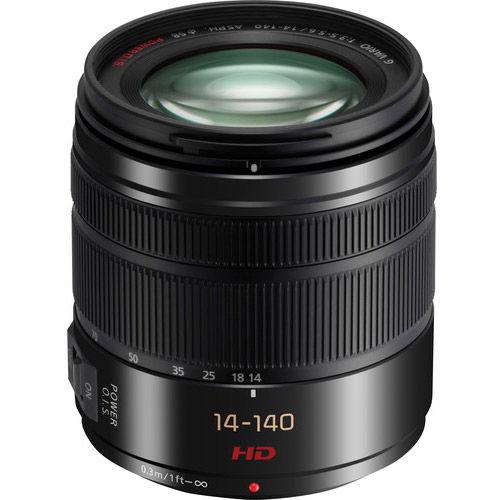 Lumix G Vario 14-140mm f/3.5-5.6 ASPH Power OIS Lens