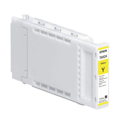 T692400 Yellow UltraChrome XD Ink Cartridge 110ml