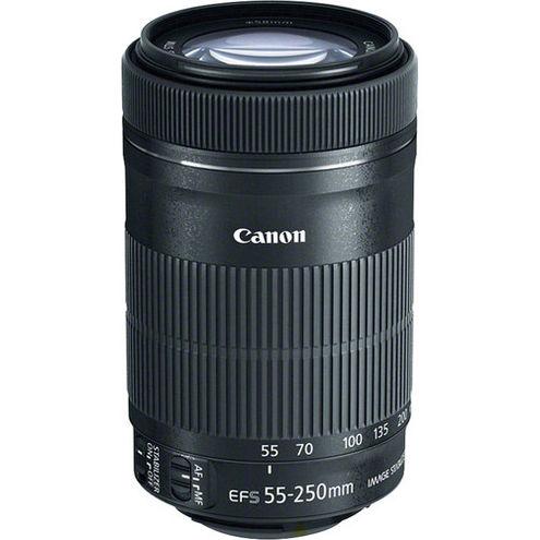 EF-S 55-250mm f/4-5.6 IS STM Lens