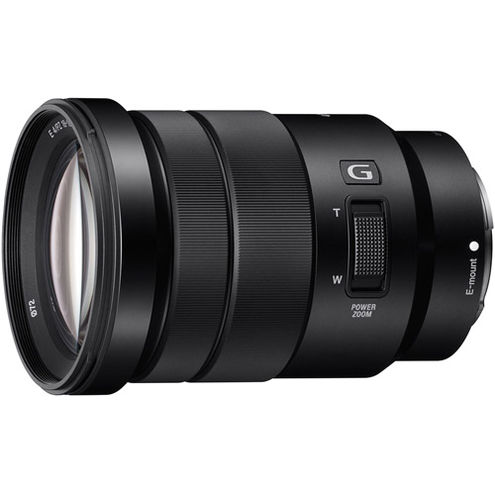 SEL 18-105mm f/4.0 G OSS Power Zoom E-Mount Lens