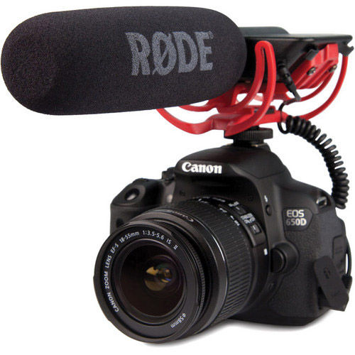 Rode Microphones VM-R VideoMic