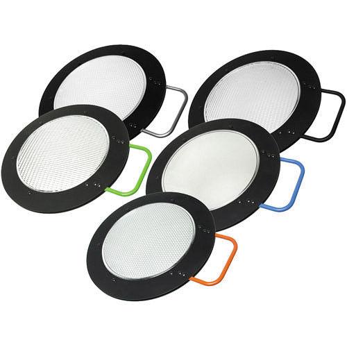 Lens Set Spot, Medium, Wide, Super Wide