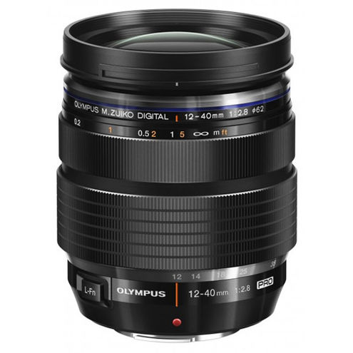 M.Zuiko ED 12-40mm f/2.8 PRO Lens