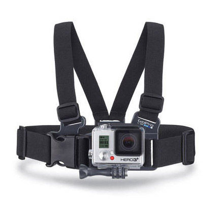 Junior GoPro Chesty (Performance Chest Mount)