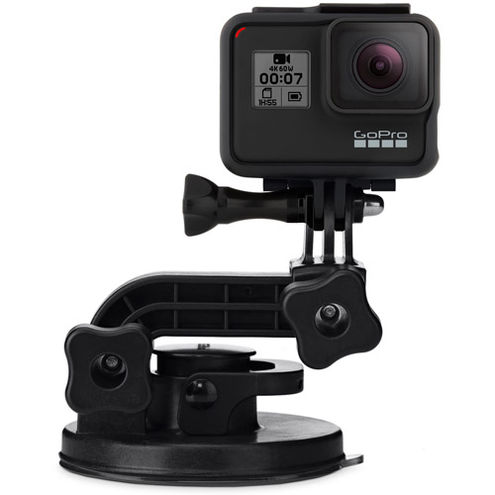 Suction Cup Mount with QR