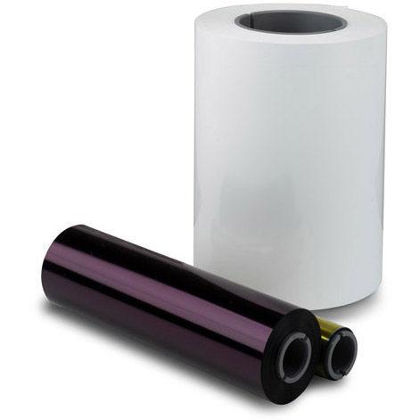"""CE1-S6245 8x12"""" Media Kit 100 Prints (1 Paper Roll, 1 Ribbon Roll)"""
