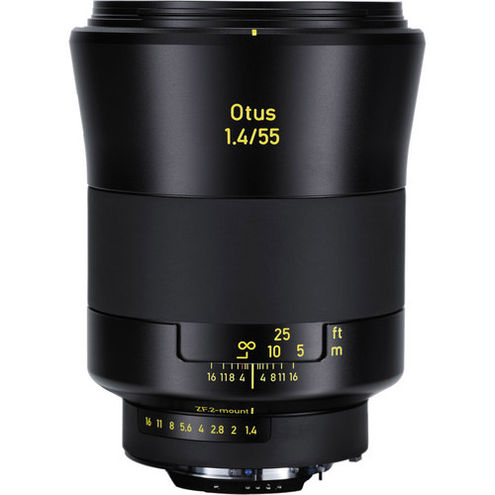 Otus 55mm f/1.4 Distagon ZF.2 T* Lens for Nikon F Mount