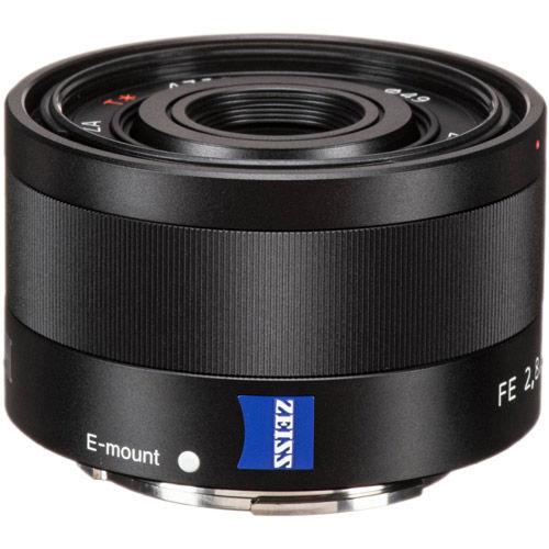 SEL FE 35mm f/2.8 ZA Sonnar T* E-Mount Lens