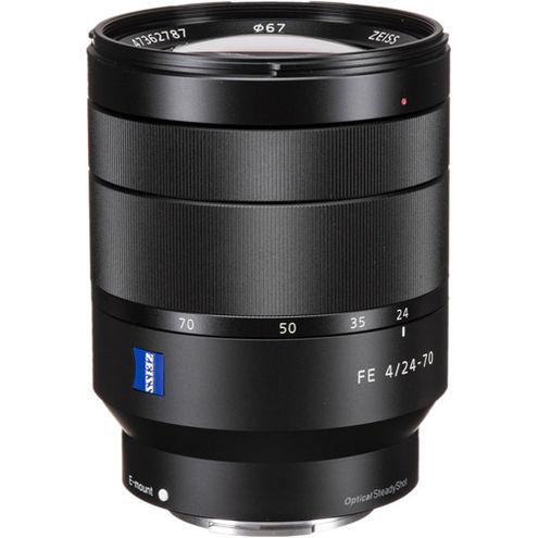 SEL FE 24-70mm f/4.0 ZA Vario- Tessar T* E-Mount Lens