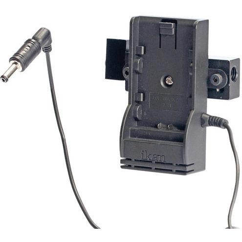 Black Ikan AC107-E6 AC107 for Canon E6 batteries