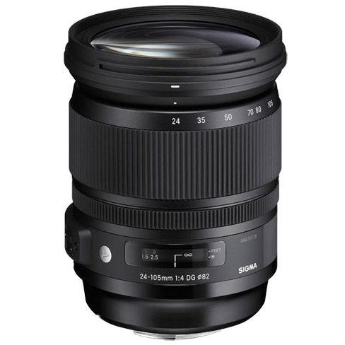 24-105mm f/4.0 DG OS HSM Art Lens for Nikon