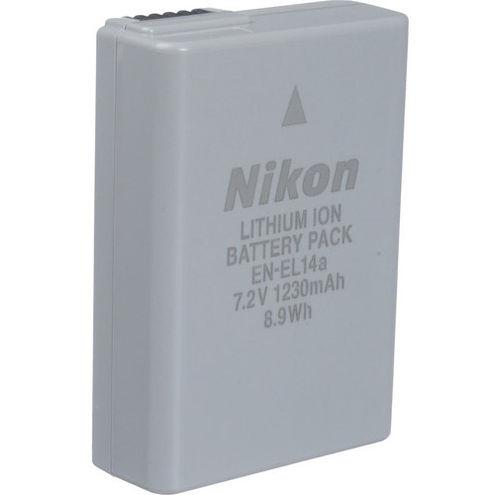 EN-EL14A Rechargeable Battery for D5300, Df