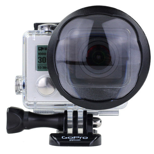 Macro Lens for GoPro Hero3+ & Hero (40M)
