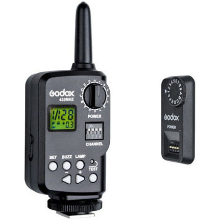 Power Remote Set with Transmitter and Receiver
