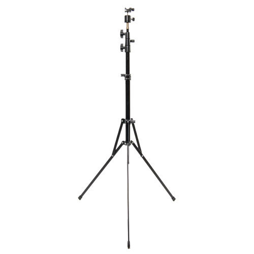 2.0 m Travel Light Stand with Ball Head with Accessory Shoe