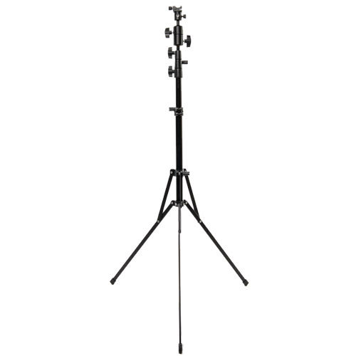2.0 m Travel Light Stand with Ball Head Style Speedlight Umbrella Holder