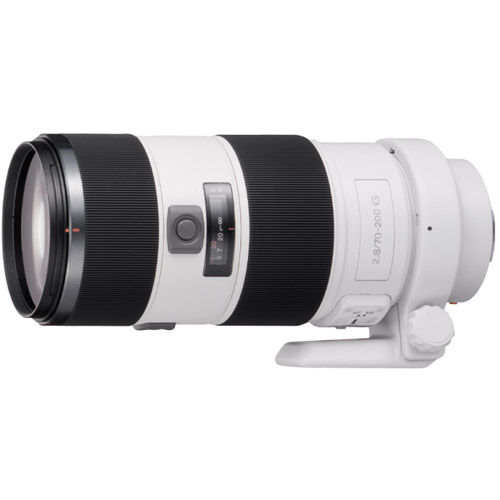 70-200mm f/2.8 G SSM II A-Mount Lens (A99 & A77)