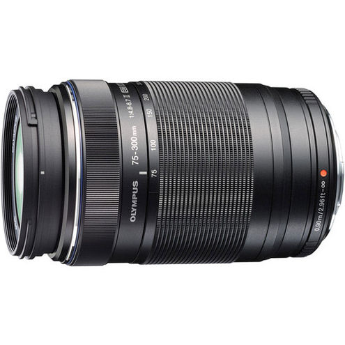 M.Zuiko ED 75-300mm f/4.8-6.7 II Lens