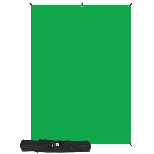 X-Drop Kit -w/ 5' x 7' Green Screen Backdrop