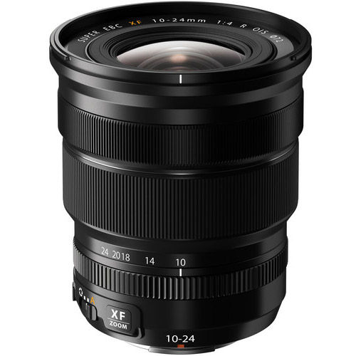 Fujinon XF 10-24mm f/4.0 OIS Lens