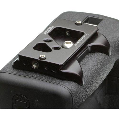 Flash Bracket Plate For Canon 5D Mark 3 With Grip BG-E11