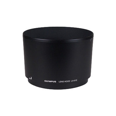 LH-61E Lens Hood for Micro 4/3 75-300mm II, 4/3 70-300mm