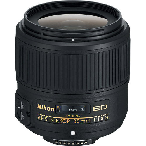 AF-S NIKKOR 35mm f/1.8 G Lens